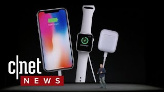 AirPower: Apple's vision for the future of wireless charging