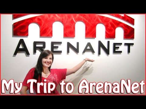 My Trip to ArenaNet