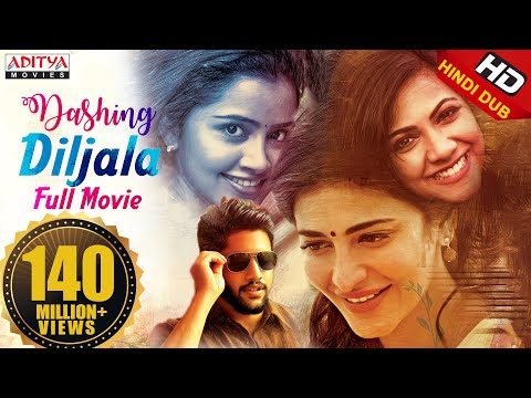 Download  Dashing Diljala 2018 New Released Full Hindi Dubbed Movie | Naga Chaitanya, Shruti Hassan Gratis, download lagu terbaru