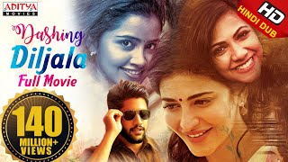 Dashing Diljala 2018 New Released Full Hindi Dubbed Movie | Naga Chait