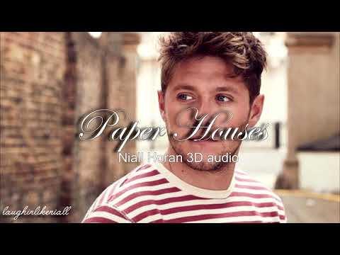 Paper Houses - Niall Horan [3D audio]