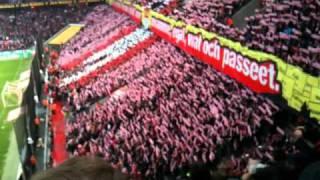 8 Minuten Gänsehaut!!! FC Köln Hymne & Veedel-Choreo 13.11.10 gegen Gladbach