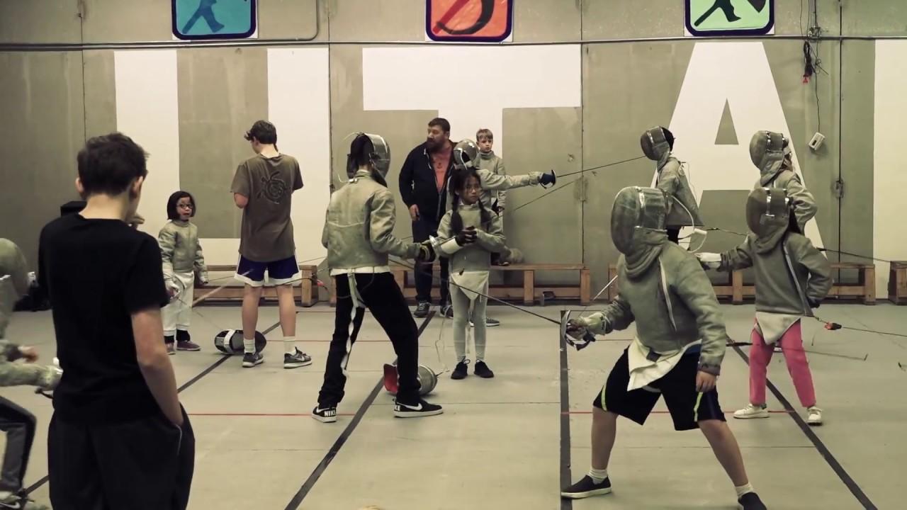 Utah Swords Academy Fencing Club – First international