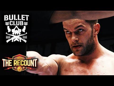The Recount: Bullet Club Betrayals