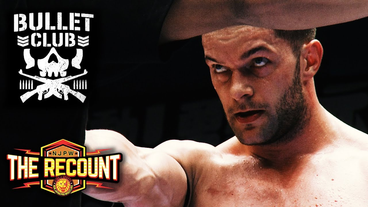 The Recount: Bullet Club Betrayals