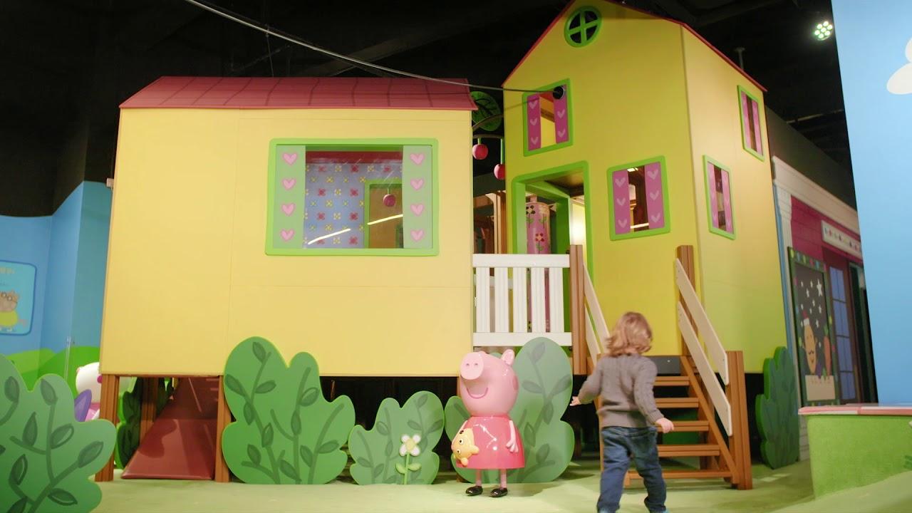Merlin Entertainments Peppa Pig World Of Play Dallas Us Blooloop