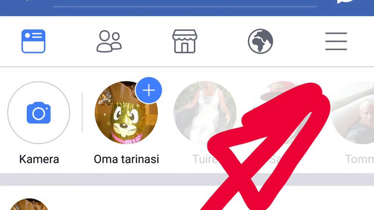 Facebook äänet Pois