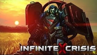 Mecha Superman - Infinite Crisis - Champion Profile