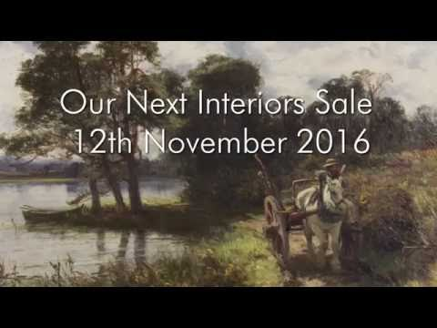 October's Interiors Sale Highlights