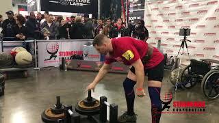 Arnold Amateur World Championships - Fatback Farmer