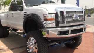 2008 Ford F350 Super Duty Power Stroke V8 Diesel 4WD