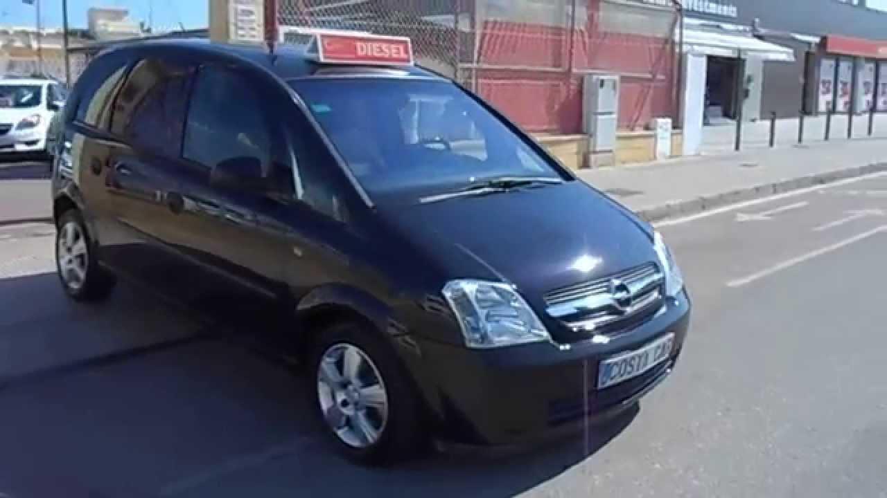2005 Opel Meriva 1 3cdti Enjoy 4995  U20ac