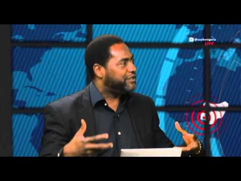 CROSSFIRE-UNEMPLOYMENT IN NIGERIA(2)-COOL TV