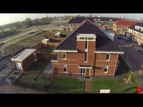 Villapark Eikelenburgh, modelwoning