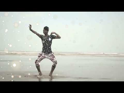 Aji Jhoro Jhoro Mukhoro Badolo Dine  //  rabindra sangeet  //   Dance Choreography  //  Sunny Pritom