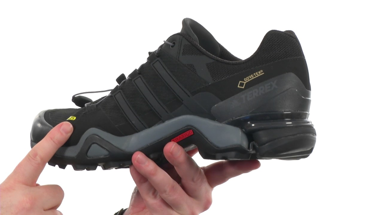07e4942df7319 adidas Outdoor Terrex Fast R GTX SKU 8809244 - YouTube