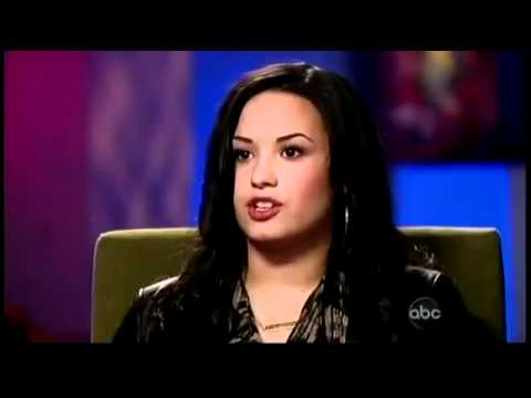 Demi Lovato Interview About Her Life/Childhood