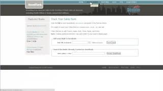 Comment traquer les ventes de livres sur Amazon