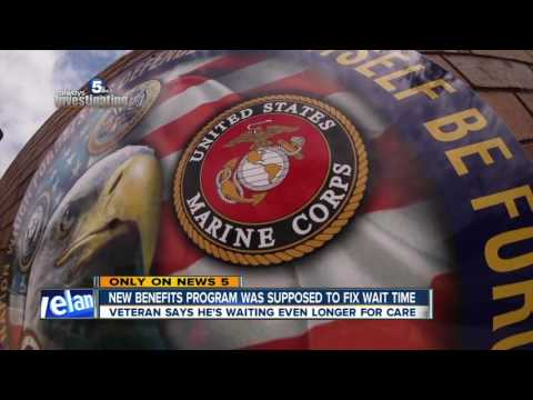 Massillon veteran waiting months for appointment through Veterans Choice Program