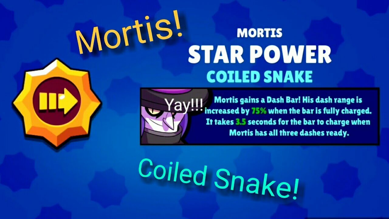 Buying Mortis' Second Star Power!