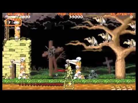 Ghosts 'n Goblins - 魔界村