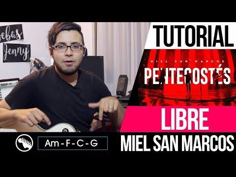 TUTORIAL   Libre - Miel San Marcos   Intro   Acordes   Solo