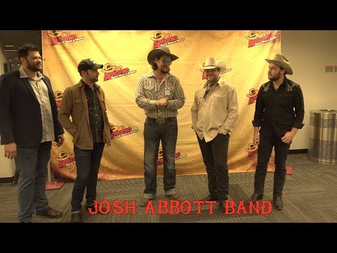 Josh Abbott Band Interview with Leroy Gibbons