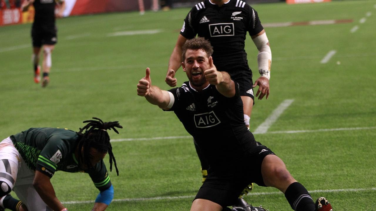 HIGHLIGHTS: All Blacks Sevens win inaugural Canada Sevens in STYLE - YouTube