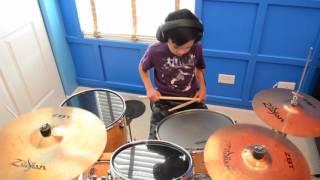 Daniel Kim - Pop Danthology 2015 (Drum Cover)