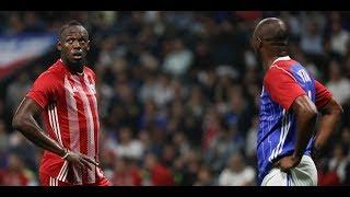 Usain Bolt vs France 98 (Legends Match) 13_06_2018