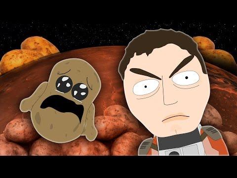 Matt Damon and Potatoes
