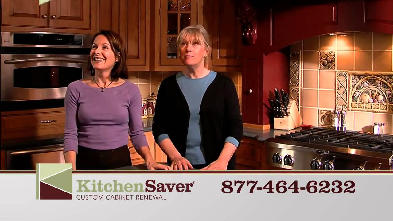 New Kitchen Saver TV Commercial - YouTube