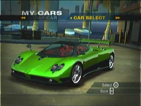 nfs undercover wii my cars youtube. Black Bedroom Furniture Sets. Home Design Ideas