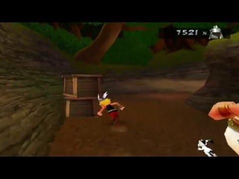 Asterix & Obelix XXL [PS2] - (Walkthrough) - Part 1