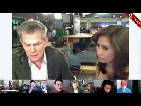 Fox11 Los Angeles Hangout w/David Foster & Maria Quiban