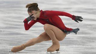 Межрегиональные соревнования по фигурному катанию на коньках СФО и ДФО день 3