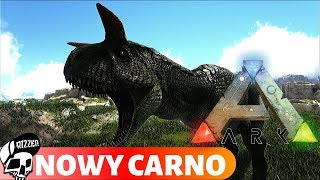 NOWY CARNO - Carnotaurus TLC W ARK Survival Evolved   Rizzer ARK Na Modach