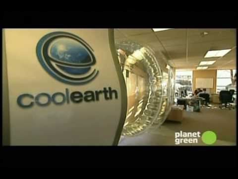 Cool Earth Solar on Planet Green