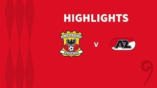 Samenvatting Go Ahead Eagles - Jong AZ (04-10-2019)