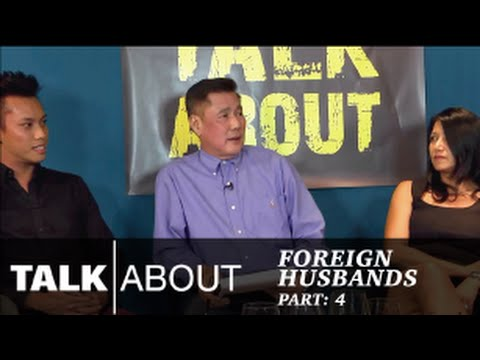 Talkabout - Do foreign men make better husbands : Arranged marriages and mail order brides (4/5)