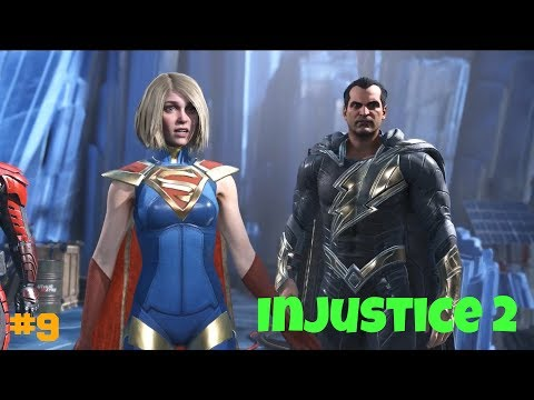 THE TRUTH REVEALED | Injustice 2 Playthrough E9