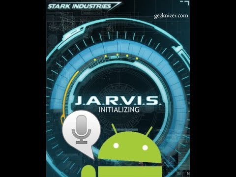 How to download and run Jarvis system Android mobile