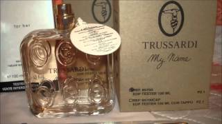 видео Trussardi My Name парфюмированная вода 100 ml. (Тестер Труссарди Май Нейм)