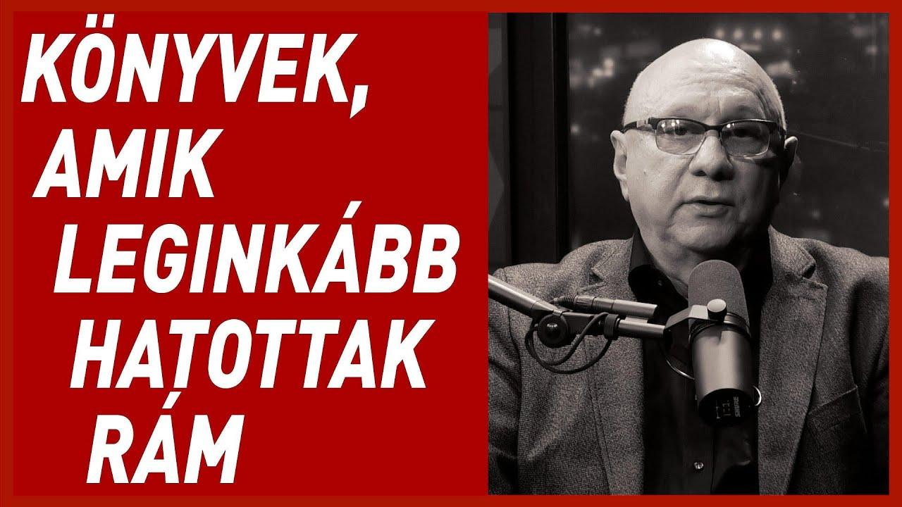 Dr. Lakatos Péter, egyetemi tanár /// a Friderikusz Podcast könyvajánlója 12.