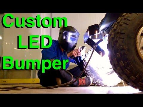 Custom ATV Bumper