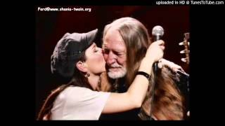 Forever and For Always Live - Shania Twain and Willie Nelson