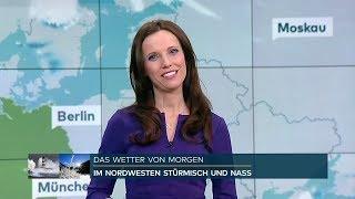 WELT WETTER: Regen und Sturm im Nordwesten, im Osten trocken