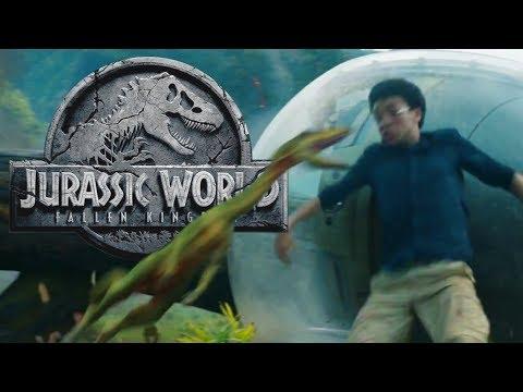 first-look- -jurassic-world™-fallen-kingdom- -teaser-discussion