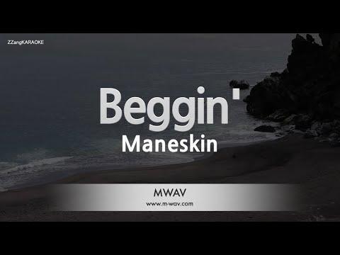 Download Maneskin-Beggin' (Melody) [ZZang KARAOKE]