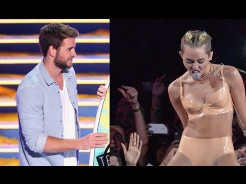 Liam Hemsworth Horrified by Miley Cyrus' VMA Performance!